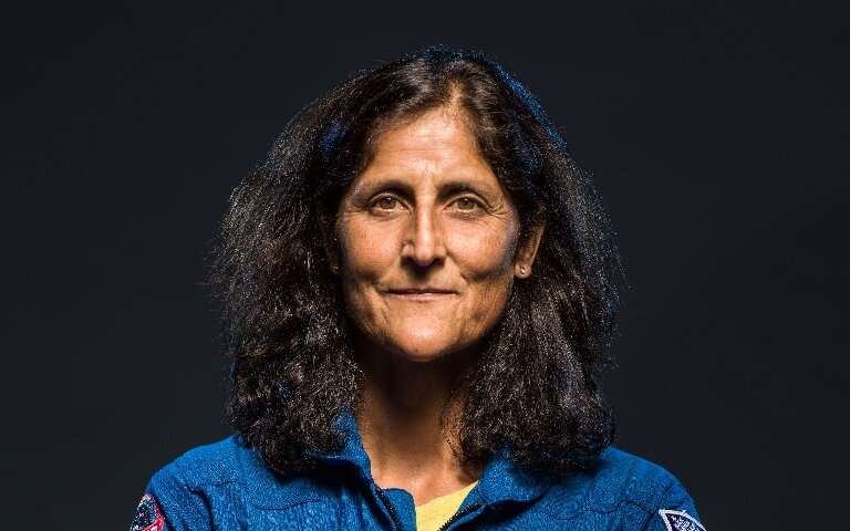 There's nothing to exclude the highly experienced Sunita Williams, who is preparing for her third place mission and will be 58