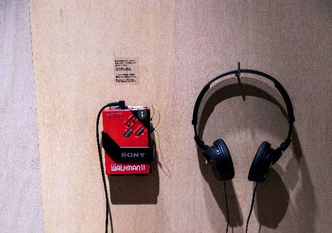 The second Walkman, the WM-2, came in red, black and silver and chalked up sales of 2.58 million