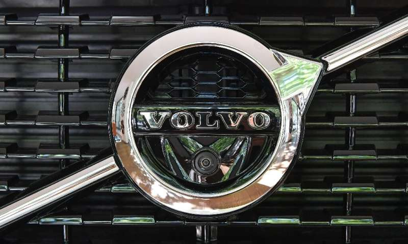 The slowing global auto market hasn't braked Volvo's growth