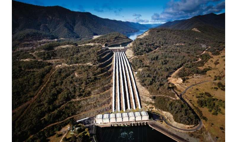 The Snowy Mountains are at the heart of Australia's efforts to boost clean energy production
