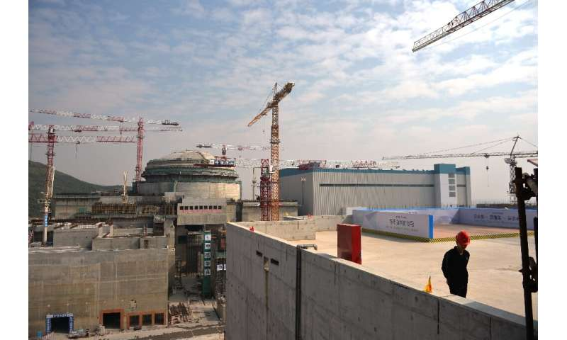 The two EPR reactors at the Taishan nuclear power plant will be the most powerful in the world when fully completed and can supp