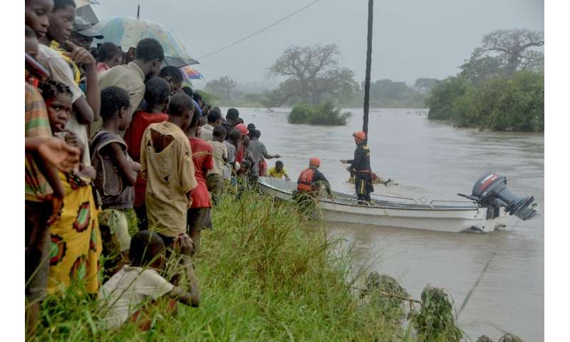 The UN Office for the Coordination of Humanitarian Affairs (OCHA) described it as the strongest cyclone to ever lash Africa
