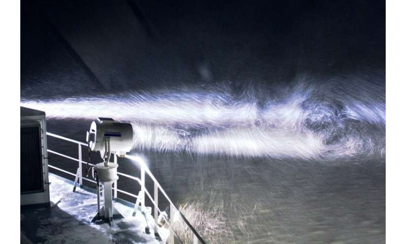 This month, for the first time, the 110-metre icebreaker filled up with gas from the newly built Manga LNG terminal in Tornio, n