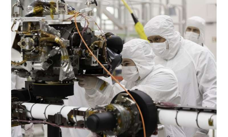 T-minus one year and counting for Mars 2020 rover