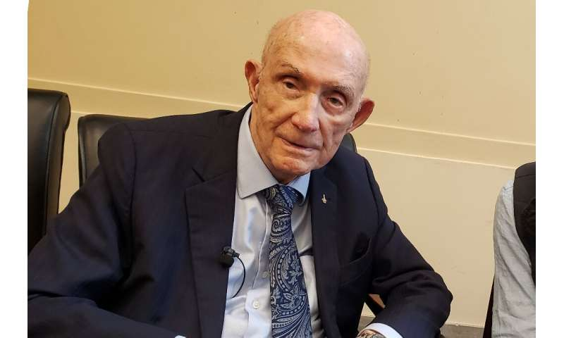 Tom Stafford, 88, is the last surviving member of the Apollo 10 crew