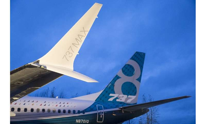 Two deadly crashes within months of each other forced a worldwide grounding of Boeing's 737 MAX airliners