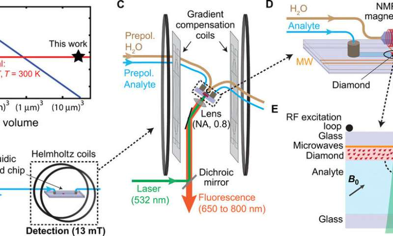 Two-dimensional (2-D) nuclear magnetic resonance (NMR) spectroscopy