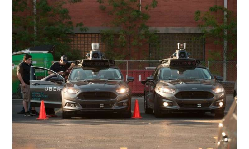 Uber wants to be at the forefront of the driverless car revolution