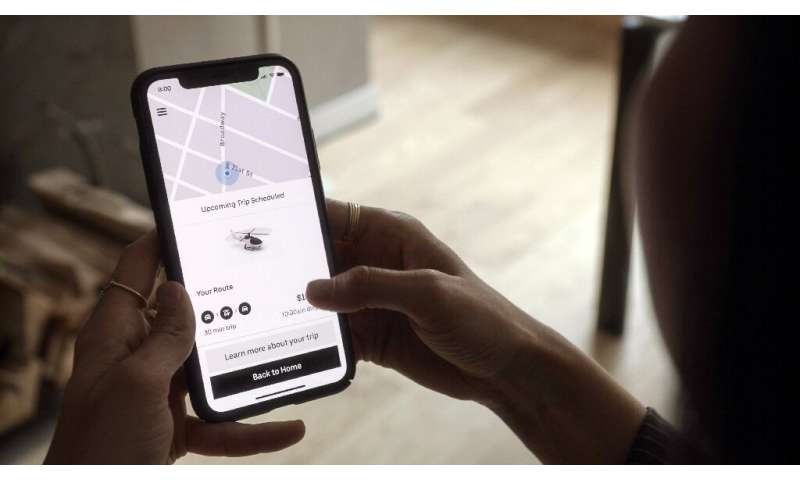 Uber will be offering helicopter rides between New York's JFK Airport and lower Manhattan, the first step in an expected wider r