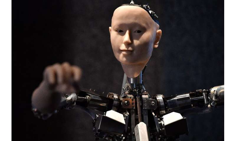 "Under the title ""AI: more than human"", London's  Barbican centre is bringing together more than 200 installations, exh"