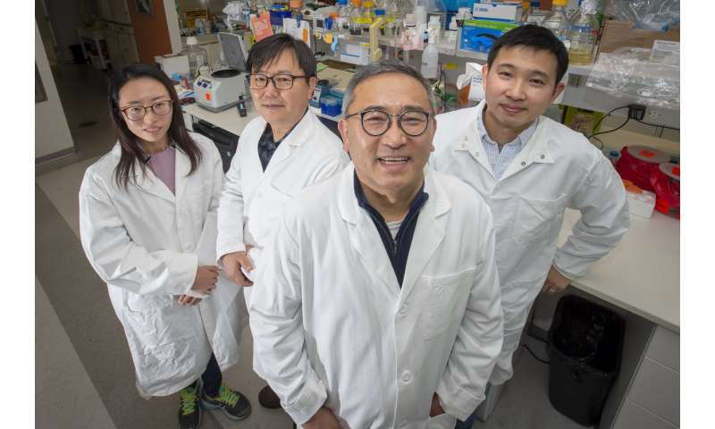 USC science races against tick-borne virus