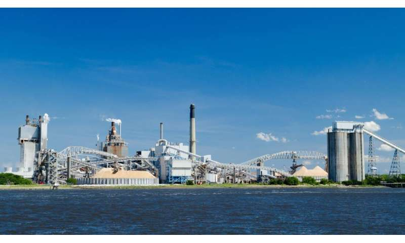 Using 60% less water in paper production