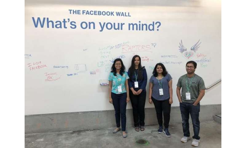 Using Facebook data to study how misinformation spreads -- grant