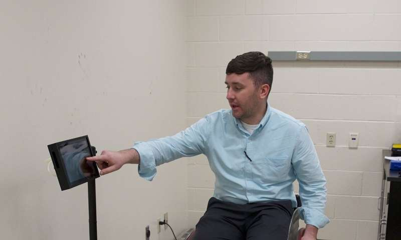 Engineering students build treadmill that helps athletes in
