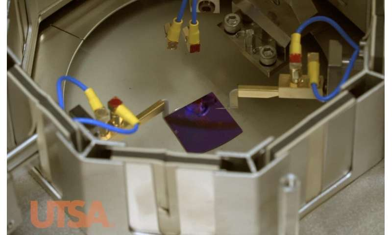 UTSA harnesses spin of electrons to power tech devices