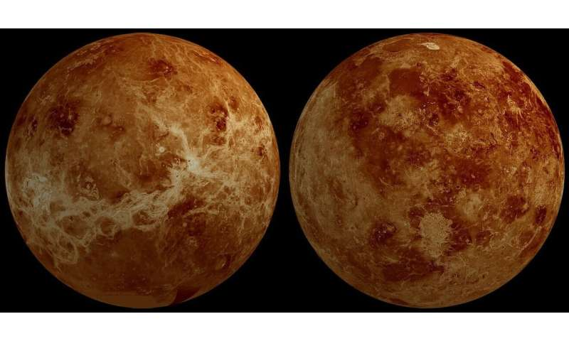 New research sheds light on the possibility of past life on Venus