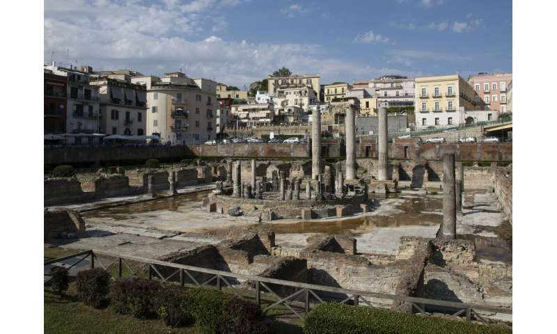 Volcanoes, archaeology and the secrets of Roman concrete