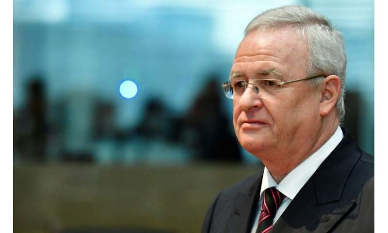 Volkswagen declined to comment on the new charges against Winterkorn and the four other managers