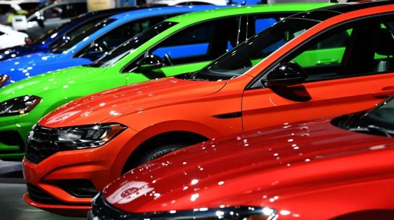 VW and Ford said they will work towards cooperation in new technologies for cars of the future