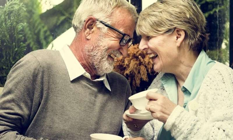 Want to be healthy and happy? Choose a conscientious partner