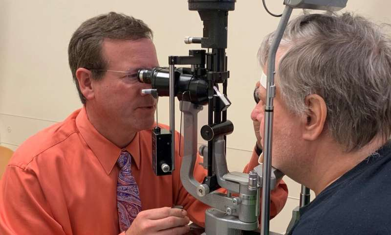 Watchful waiting reasonable for patients with diabetic macular edema and good vision