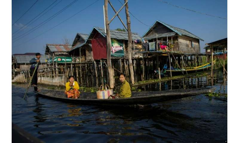 Water extraction for irrigation and increased numbers of tourists could also be putting undue strain on Inle Lake's water table