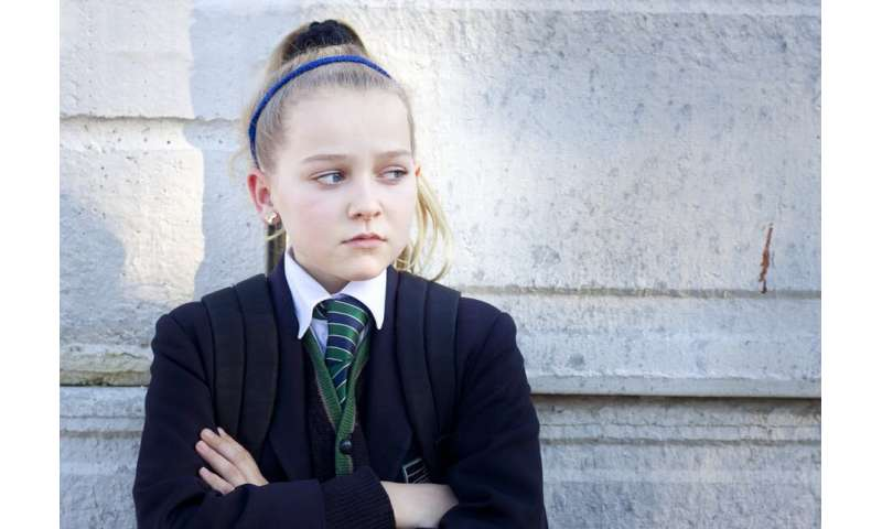Well-being of students starts to decline from the moment they enter secondary school