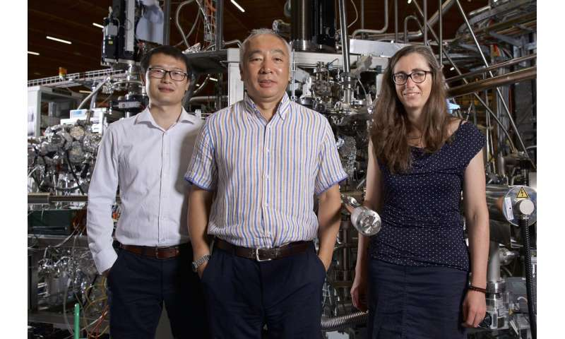Weyl fermions were discovered in another material class