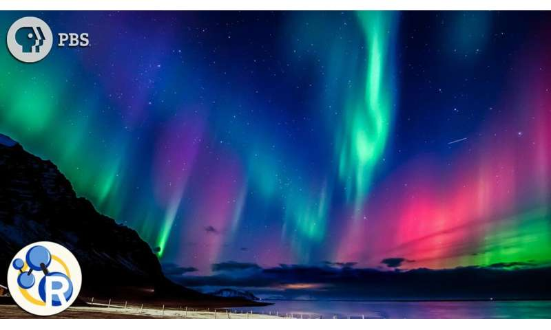 What are the northern lights? (video)