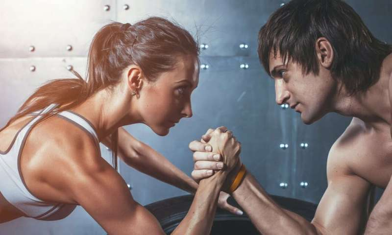Who's stronger? An immunological battle of the sexes
