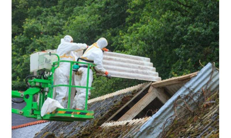 Why asbestos litigation won't go away: Because asbestos won't go away