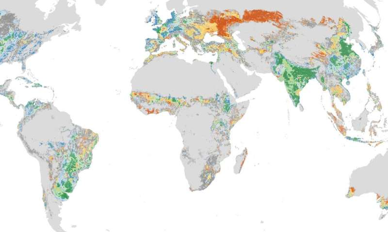 Why researchers are mapping the world's manure