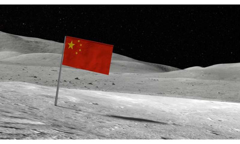 Will China's moon landing launch a new space race?