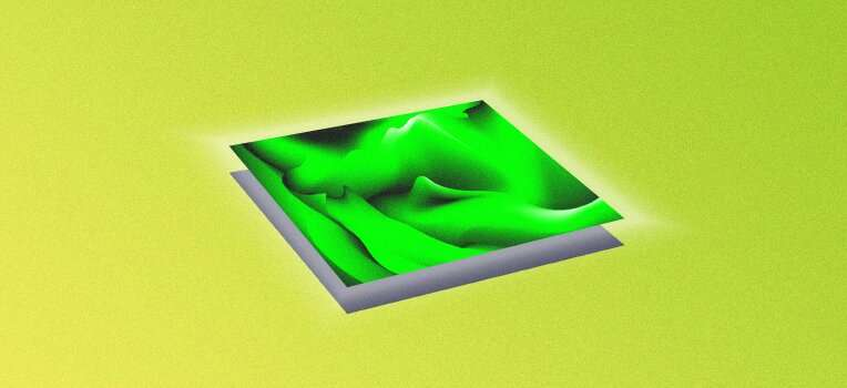 X-rays reveal monolayer phase in organic semiconductor