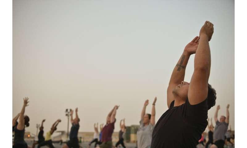 yoga man