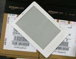 "Amazon's Kindle DX 9.7"" Wireless Reading Device"