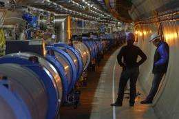Large Hadron Collider A