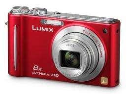 Panasonic Intros Super Compact Digital Camera Featuring AVCHD Lite HD Video Recording