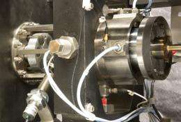 SwRI researchers design and build gas bearing test rig