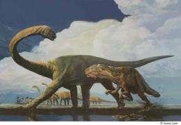 3-D digital dinosaur track download: A roadmap for saving at-risk natural history resources