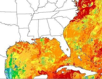 NASA Scientists Monitor Ocean Temperatures to Understand Weather