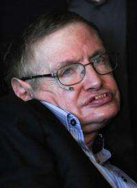 Stephen Hawking honored at NYC science, arts gala (AP)