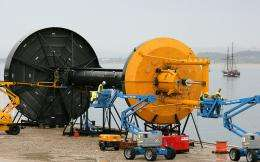 World's biggest Wave Hub installed off UK coast