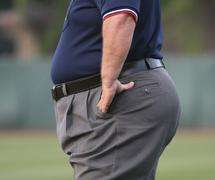 Well-covered bum and bug hips 'good for health': study