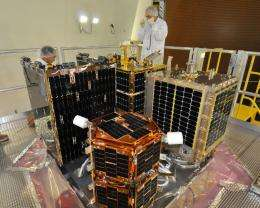 FASTSAT microsatellite readied to share a ride