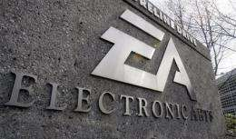 Electronic Arts lowers 2010 guidance as sales weak (AP)