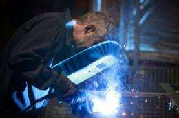 Mathematical model forecasts fewer workplace accidents in 2011 and 2012