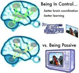 Study reveals how taking an active role in learning enhances memory