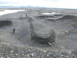 Newly discovered drumlin field provides answers about glaciation and climate