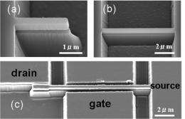 World's first diamond nanoelectromechanical switch
